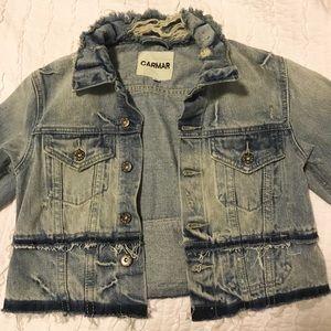 NEW ⭐️ LF CARMAR Denim Jacket